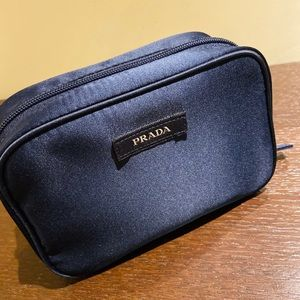 PRADA Pouch Toiletry Bag (New, Authentic)